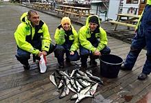 Рыбалка в Бергене